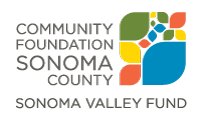 Sonoma Valley Fund